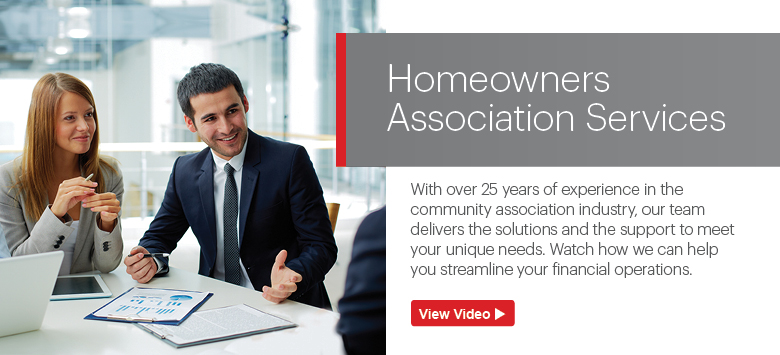Union Bank - Homeowners Association Services